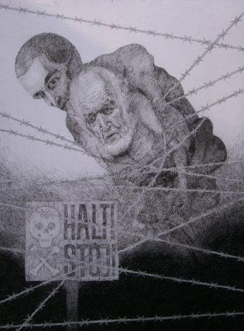 Kolodziej Marian. Концлагерь Освенцим.