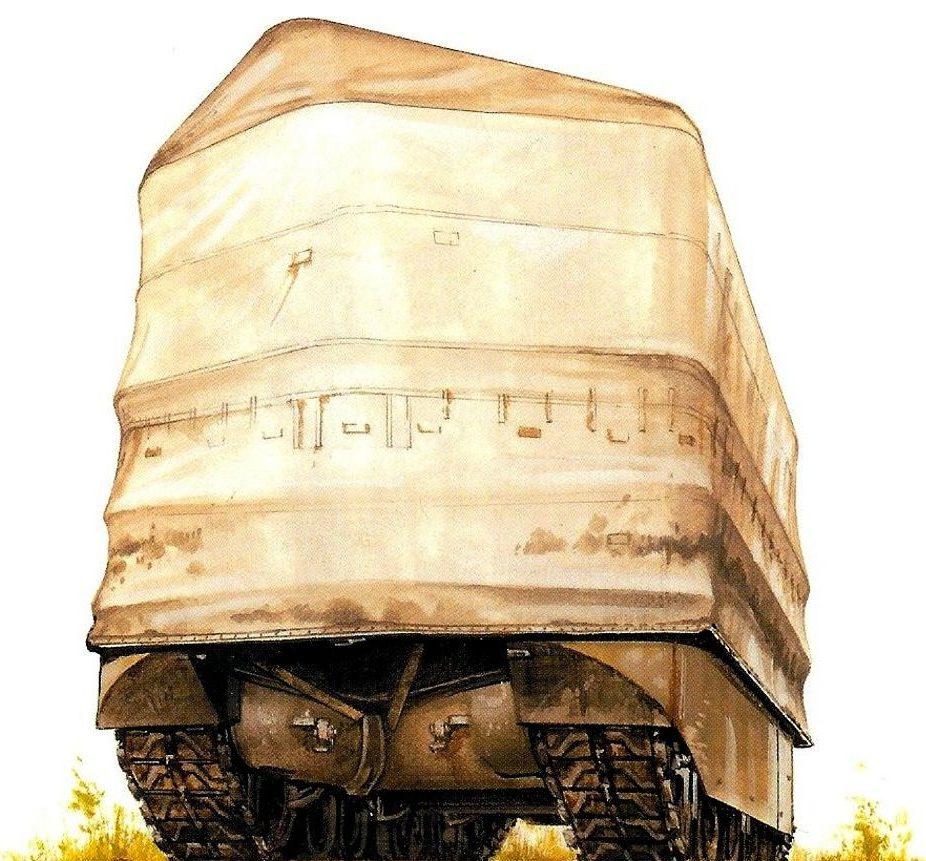 Bryan Tony. Плавающий танк Sherman III AY DD III.