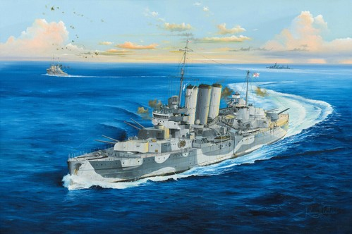 Wilson Randall. Тяжелый крейсер «Australia».
