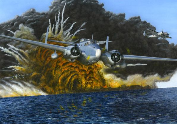 Feight Don. Патрульный самолет «Harpoon».