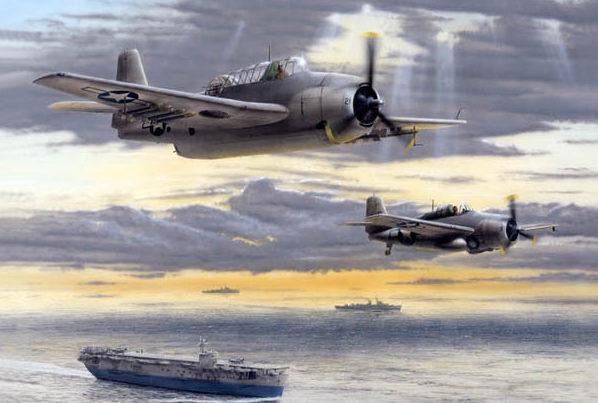 Feight Don. Палубная авиация.