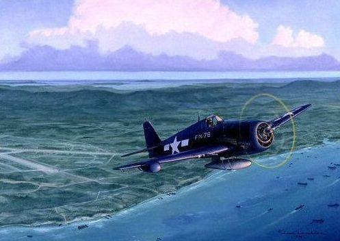 Laurier Jim. Ночной истребитель «Grumman F-6F-5N».