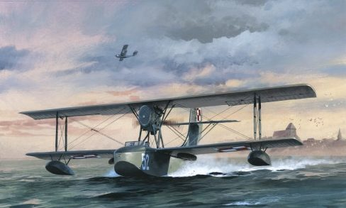 Wrobel Jaroslaw. Летающие лодки.