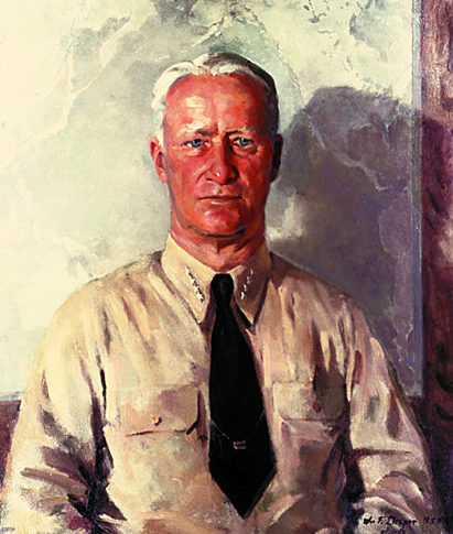 Draper William. Адмирал Nimitz.