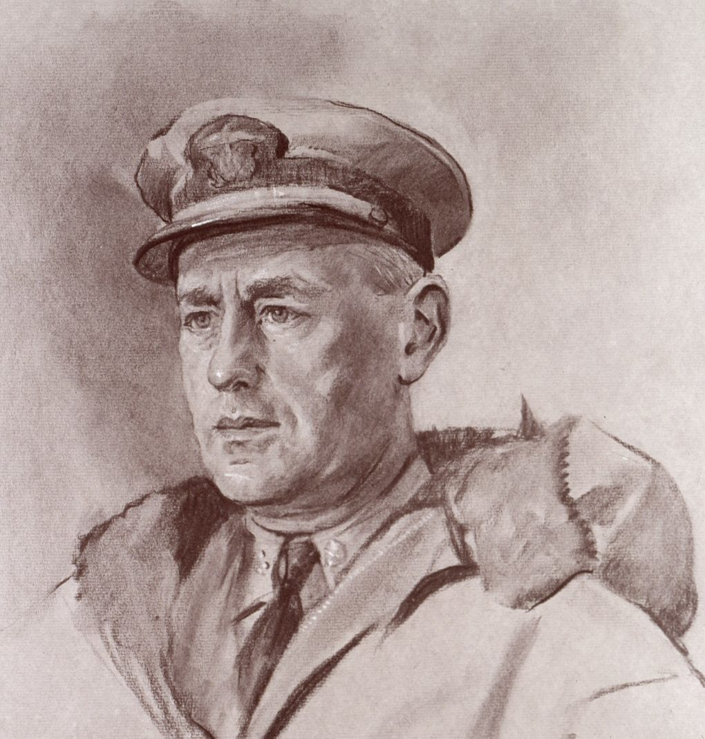 Draper William. Лейтенант Samuel S. Walker.