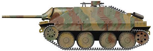 Tullis Tom. САУ Jagdpanzer 38(t) «Hetzer».