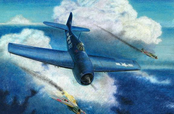 Lisinski Norb. Воздушный бой.