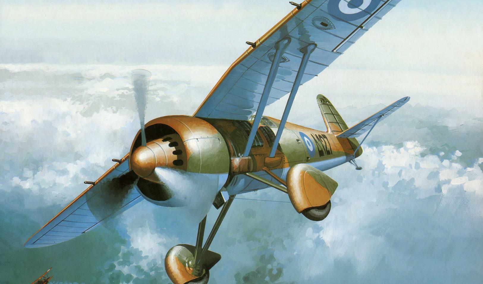 Wrobel Jaroslaw. Истребитель PZL P-24.