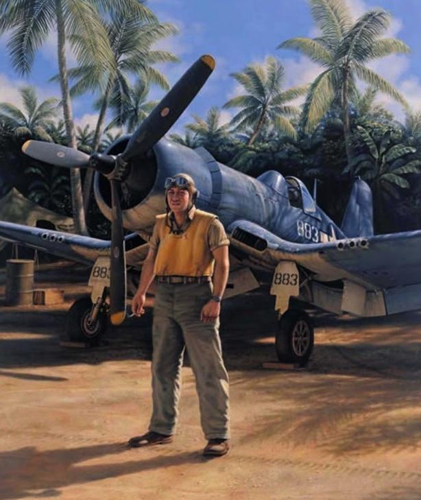 Laurier Jim. Пилот.