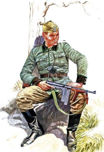 Szyzsko Marek. Польские повстанцы.
