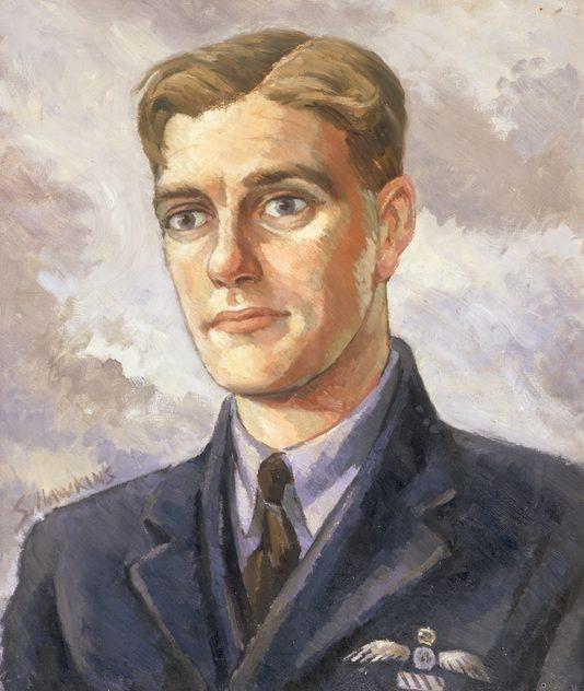 Hawkins Sheila. Командир эскадрильи Bruce Rose.