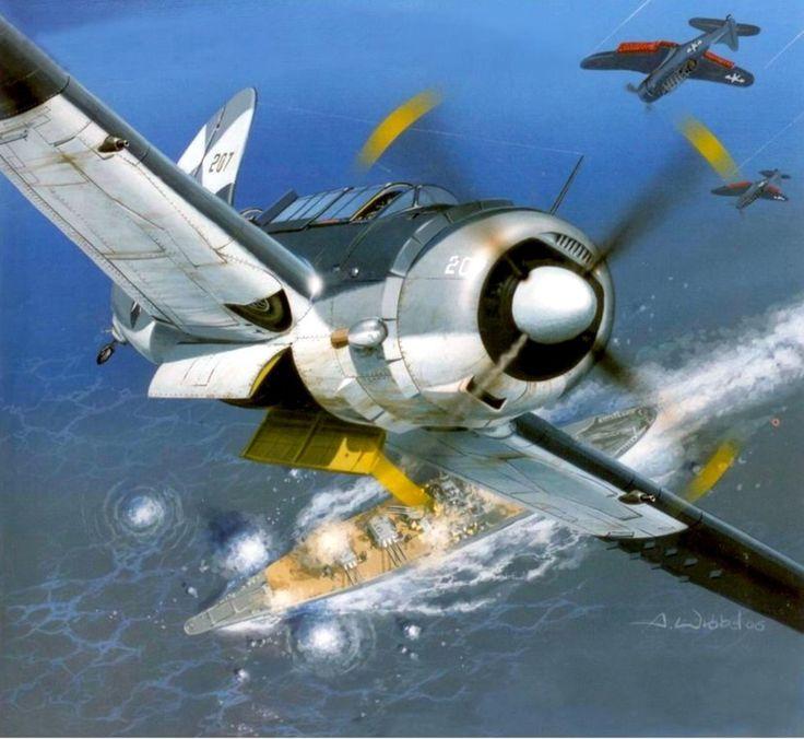 Wróbel Arkadiusz. Истребитель «Curtiss».