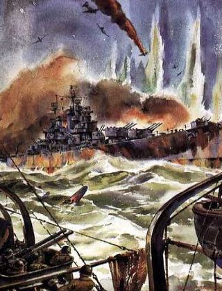 Beaumont Arthur. Тяжелый крейсер «Baltimore».