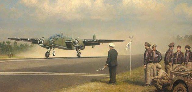 Phillips William. Аэродром.