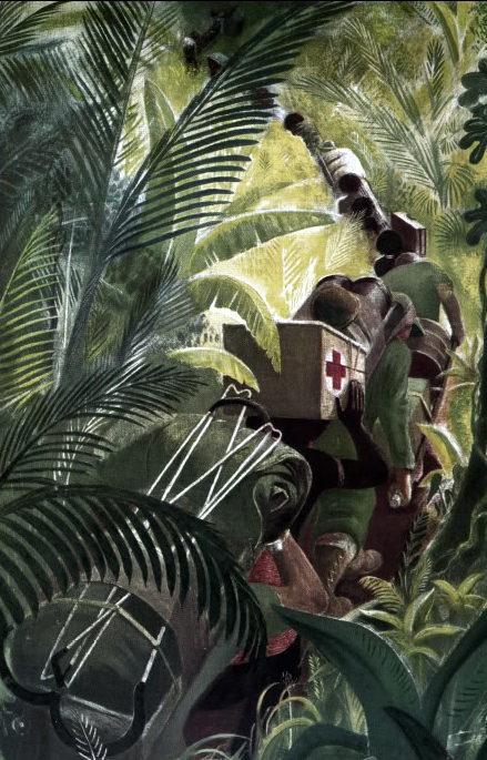 Boggs Franklin. Поход через джунгли.