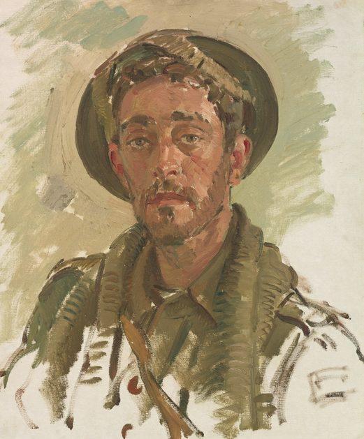 Hele Ivor. Сержант Frank Collins.