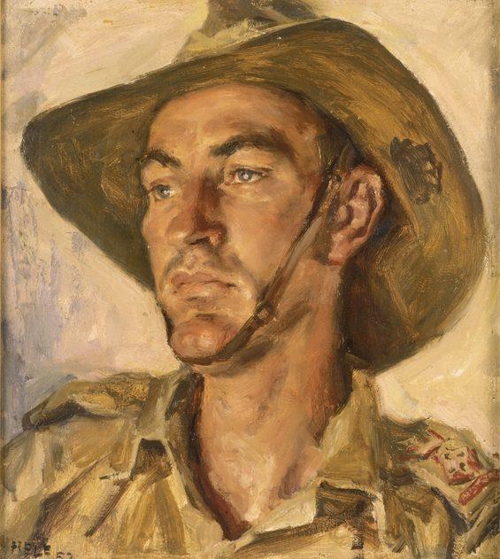 Hele Ivor. Лейтенант Francis Hassett.
