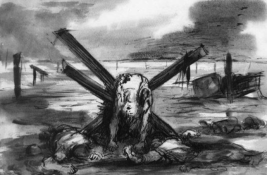 Jamieson Mitchell. «Пляж смерти».