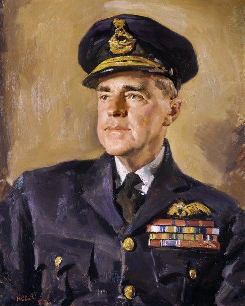 Hele Ivor. Вице-маршал авиации William Bostock.
