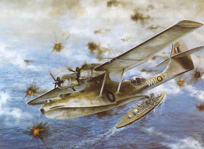 Lowe Wes. Летающая лодка «Catalina».