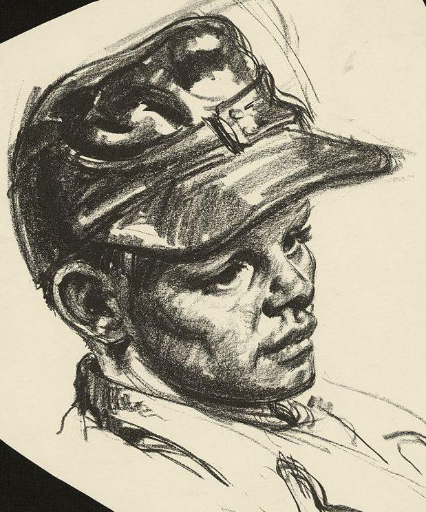 Brodie Howard. Немецкий солдат.