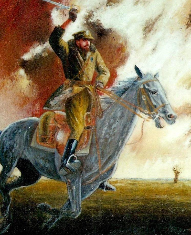 Walczak Zdzisław. Командир польской конницы. Henryk Dobrzański. Сентябрь 39-го.