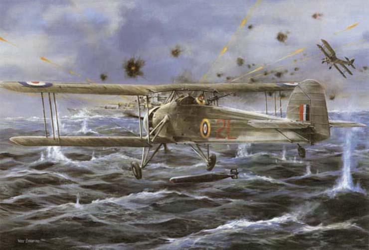 Lowe Wes. Атака на линкор «Bismarck».