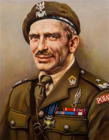 Garwatowski Stefan. Генерал Stanisława Sosabowskiego.