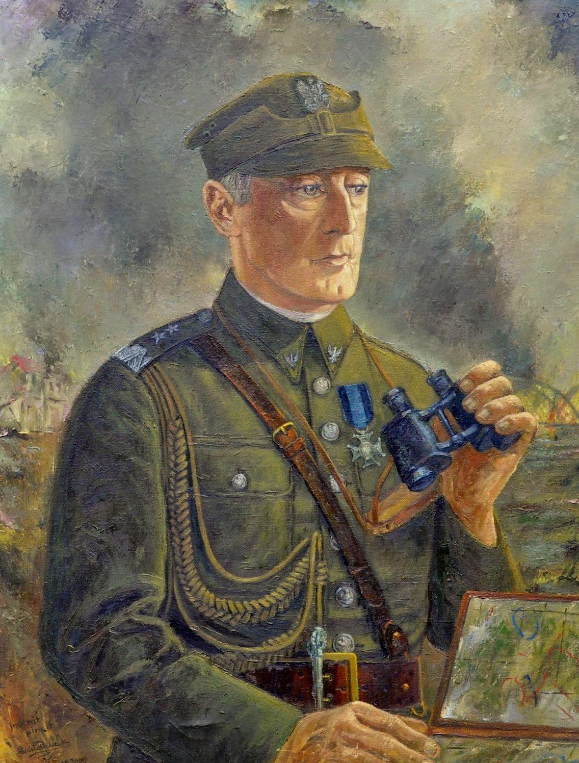 Walczak Zdzisław. Генерал Władysław Bortnowski.