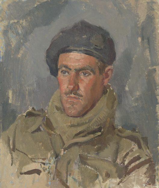 Hele Ivor. Лейтенант Colin Wade.