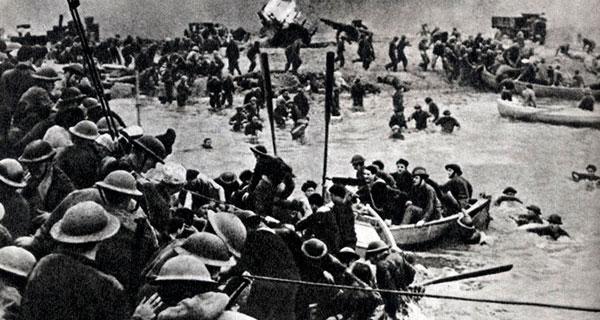 Хаос эвакуации. Дюнкерк, 26 мая 1940 г.