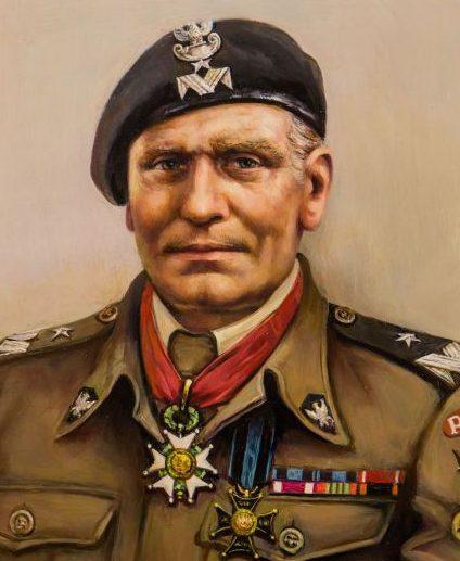 Garwatowski Stefan. Генерал Stanislaw Maczek.