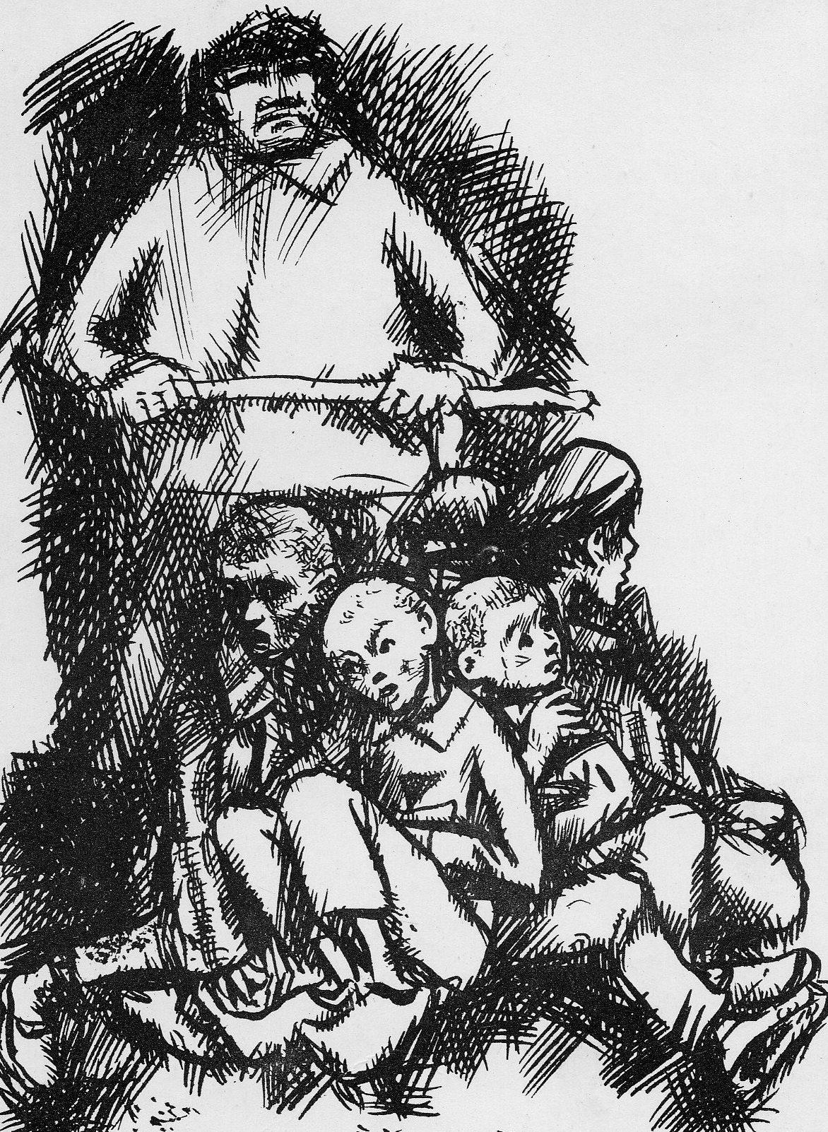 Koscielniak Mieczyslaw. Дети Освенцима.