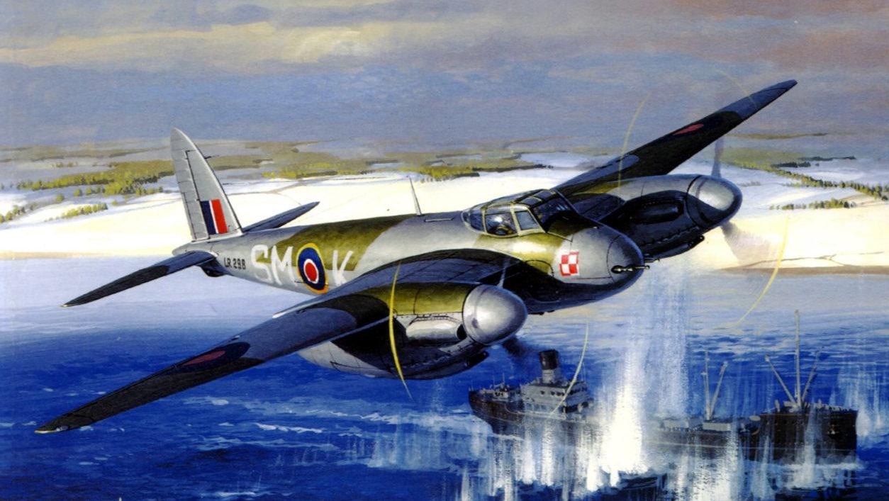 Wrobel Jaroslaw. Многоцелевой самолет «Mosquito».