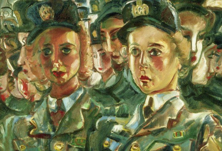 MacLeod Pegi Nicol. Женщины на войне.