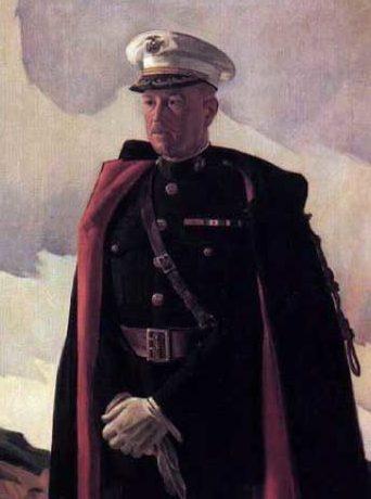 Beaumont Arthur. Генерал-лейтенант Underyill.