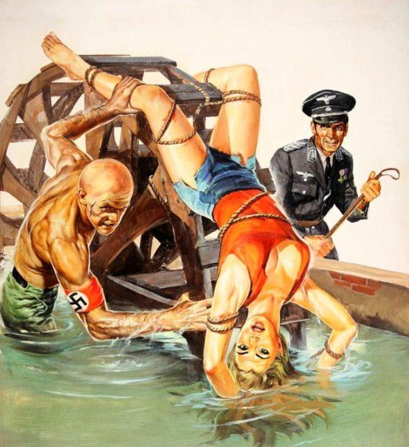 Gogos Basil. Пытки.