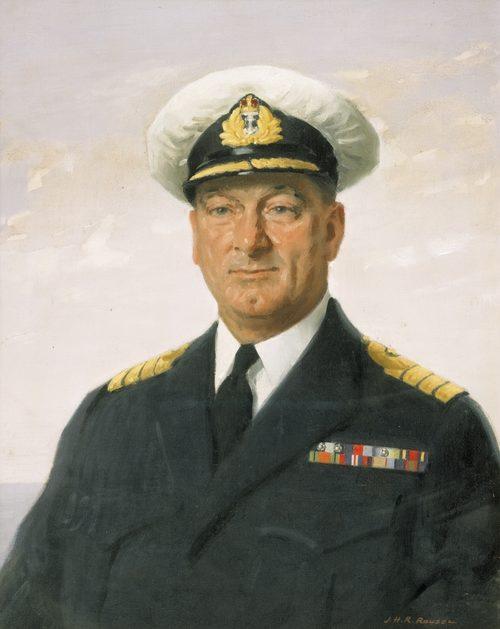 Rousel Roy. Капитан Stanley Darling.