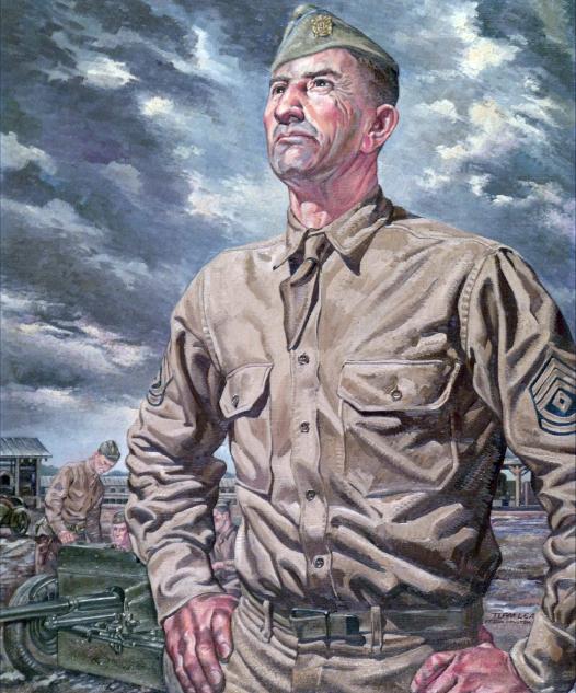 Lea Tom. Сержант Bruce Bieder.