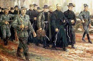 Koscielniak Mieczyslaw. Арестованные.