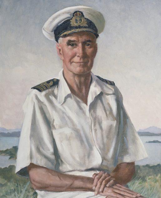 Norman Carter. Капитан Eric Feldt.