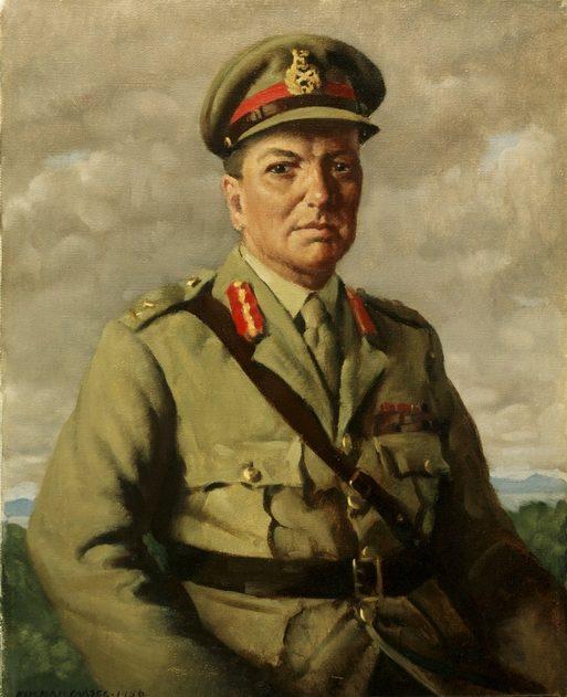 Norman Carter. Генерал-майор Ivan Dougherty.