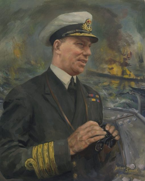 Smith Joshua. Капитан Hector Waller.