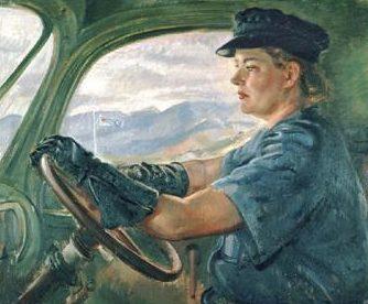 Heysen Nora. Водитель ВВС.
