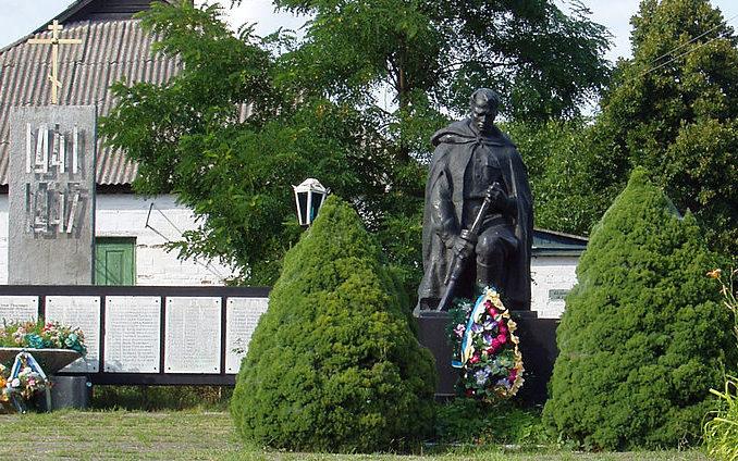 с. Кийлов Бориспольского р-на. Мемориал, установленный в 1960 году по улице Днепровской, 93 на братской могиле воинов, погибших в годы войны. Здесь же увековечены имена односельчан, невернувшихся с войны.