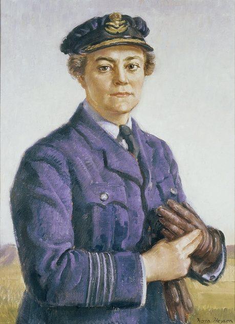 Heysen Nora. Офицер Clare Stevenson.