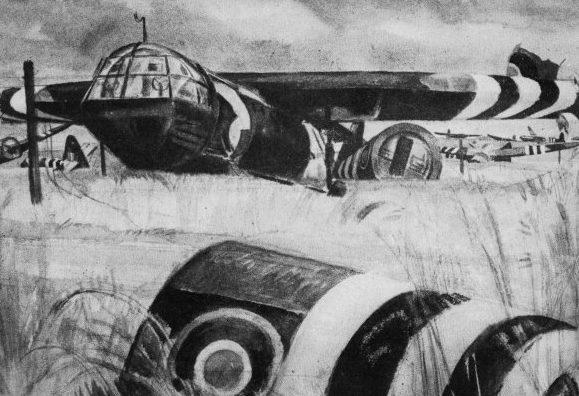 Ogilvie Will. Кладбище самолетов.