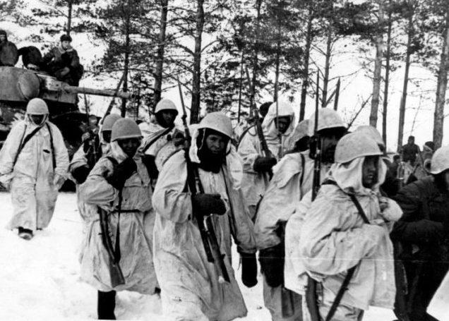 Прорыв блокады. 18 января 1943 г.