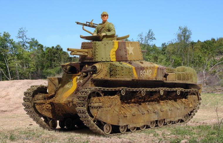 Zaloga Steven. Танк Type 89 Otsu.