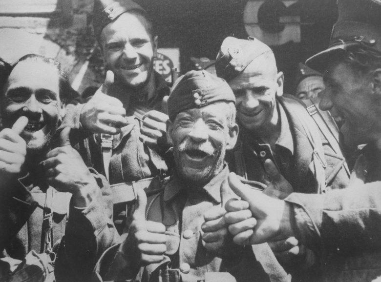 Радость спасения. Довер, 31 мая 1940 г.